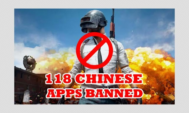 PUBG BANNED IN INDIA WITH OVER 118 CHINESE APPS : Checkout Others Games Like PUBG