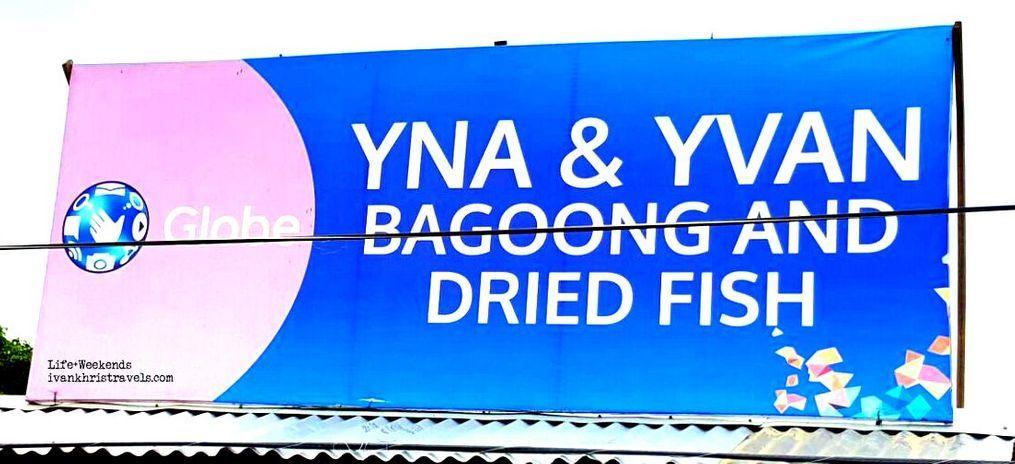 Funny sign at Manaoag