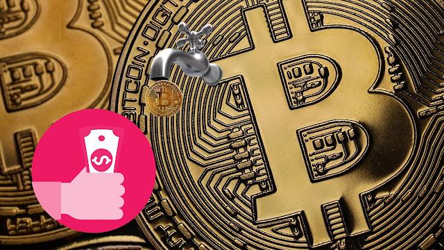 que es una faucet bitcoin