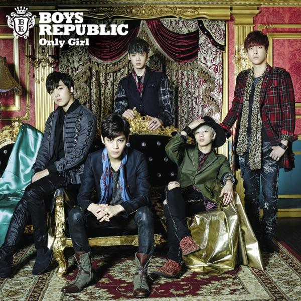 Boys Republic – Only Girl – Single