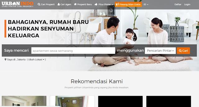 Memilih Rumah KPR Murah di Situs Urbanindo