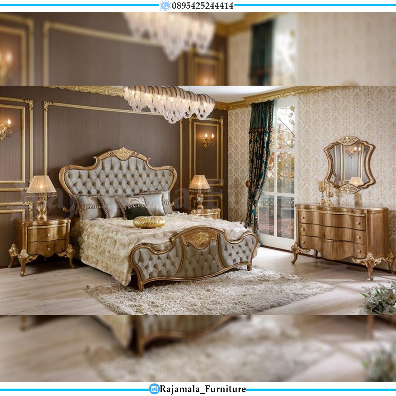 Harga Kamar Set Mewah Ukir Jepara Luxury Best Collection 2021 RM-0071