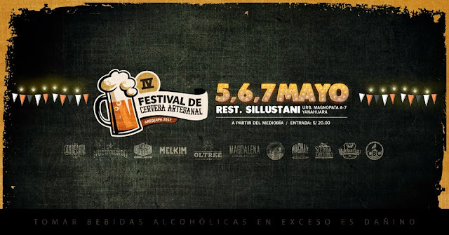 IV Festival de Cerveza Artesanal