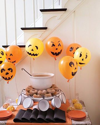 Halloween party kids ideas