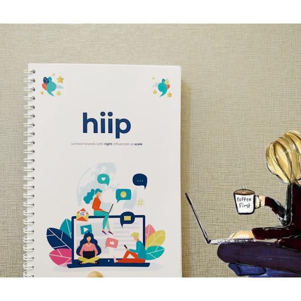 Belajar Menjadi Blogger Profesional  di HIIP Academy #1