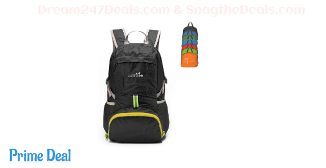 50% OFF Sumtree 35L Ultra Lightweight Foldable Backpack