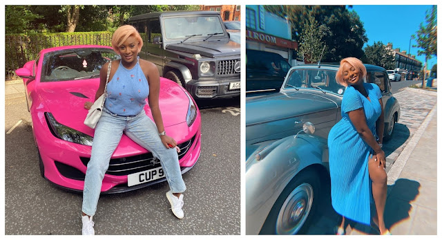 I wonder what would happen if I suddenly dropped dead– DJ Cuppy pens down a confusing note