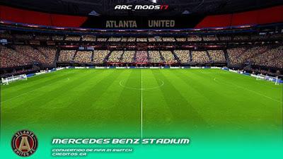 Mercedes-Benz Stadium (Atlanta United)