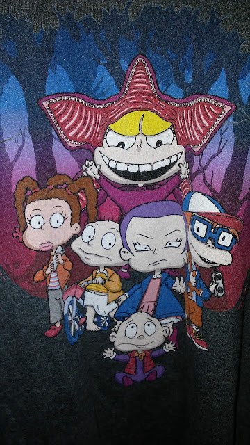 Rugrats Stranger Things Shirt | PopupTee Review Popup tee pop up tee website
