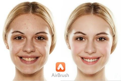 AirBrush รีวิวแอปปรับหน้าขั้นเทพ เพอร์เฟคยิ่งกว่าหน้าเรียว | B-logFé รีวิว