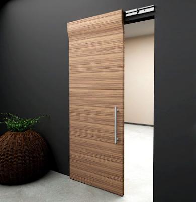 pintu kamar mandi geser minialis modern