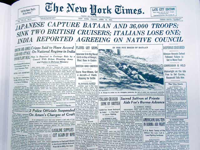NY Times 10 April 1942 worldwartwo.filminspector.com