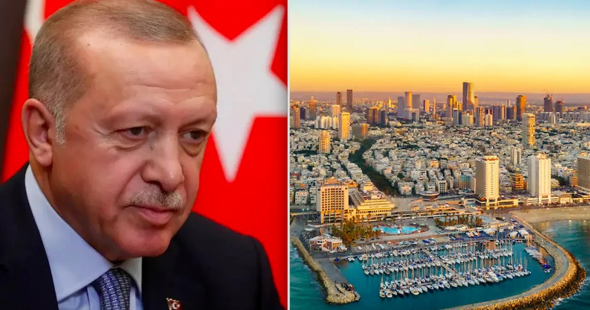 Turkish State Media Declare That Turkey Could Take Over Tel Aviv In 48 Hours