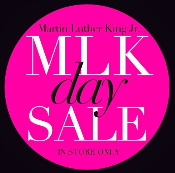 image relating to Charming Charlie Printable Coupon referred to as Martin Luther King Working day Income: BOGO Clearance At Wonderful Charlie