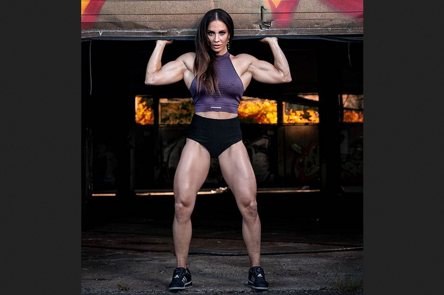Women's Fitness Competition Diet (Part 1)