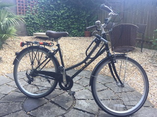 Stolen Bicycle - Dawes Duchess