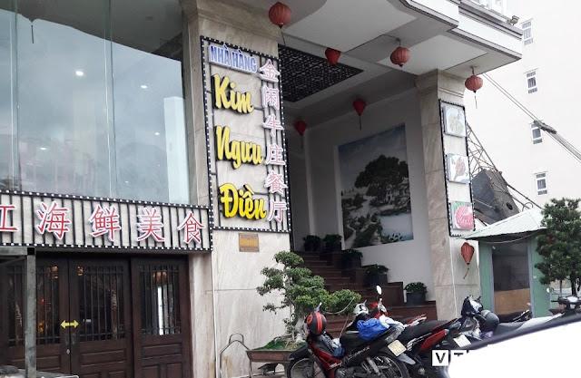 Cận cảnh 'phố người Trung Quốc' cận kề Sân bay Nước Mặn Đà Nẵng 2