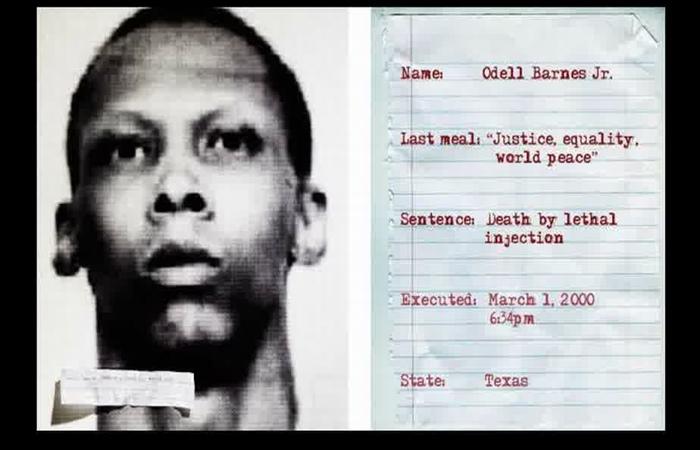 Odell Barnes Jr