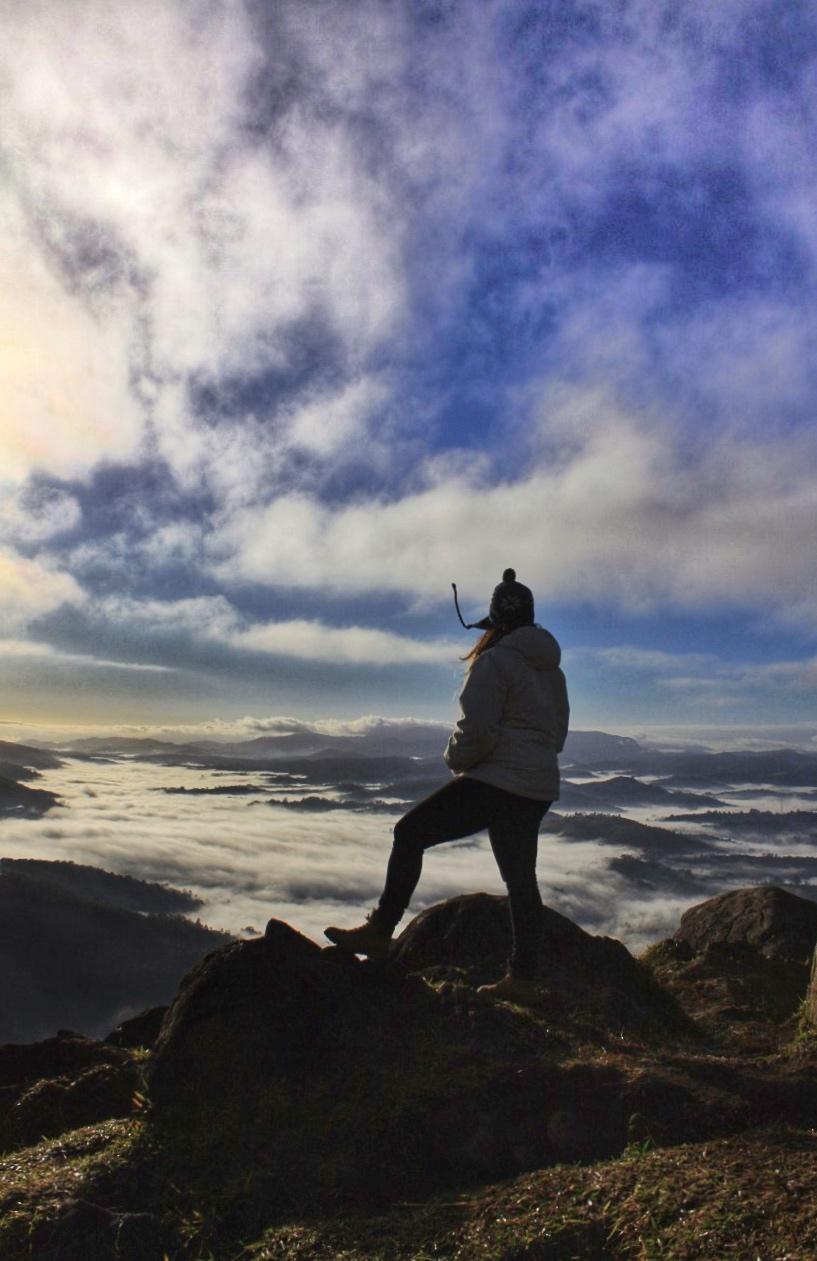 topo do mundo