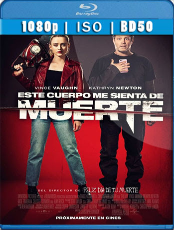 Freaky: Este Cuerpo Está Para Matar (2020) BD50  Latino  [Google Drive] Tomyly