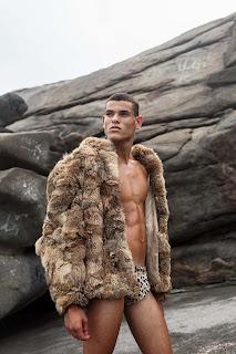 INYIM Media Fashion Beach Waves: With Model Eduardo Tozzi Shot By Anderson Marques!