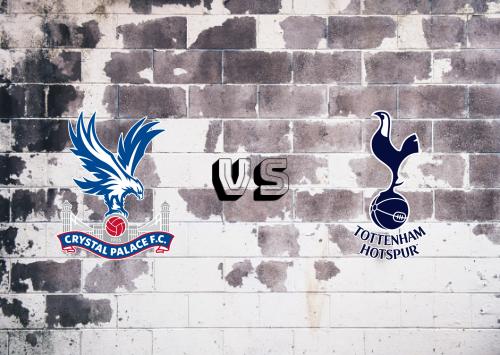 Crystal Palace vs Tottenham Hotspur  Resumen
