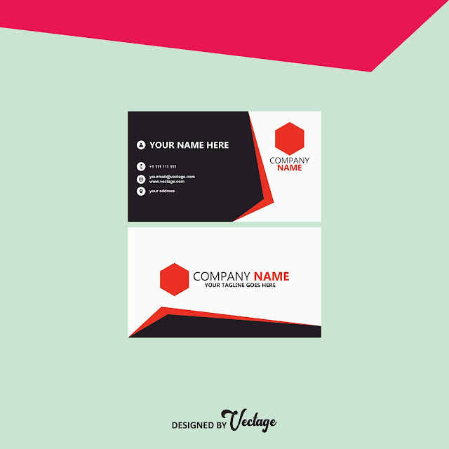 creative business card design,