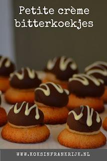 Heel Holland bakt: petite crème bitterkoekjes