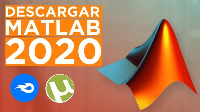 [MEDIAFIRE] - DESCARGAR MATLAB 2020A - ULTIMA VERSION - ACTIVADO - EN ESPAÑOL