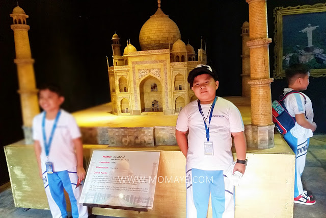 educational field trip, Family, Matthew, Clark Pampanga, Wonders of the World, Travel, Taj Mahal