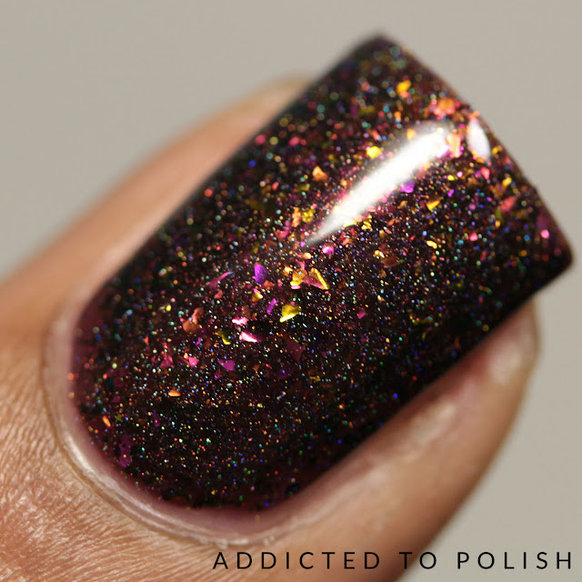 Top Shelf Lacquer Chocolate Raspberry Martini