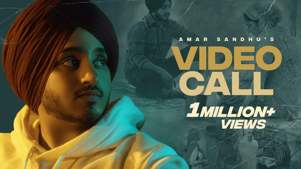 Video Call Lyrics Amar Sandhu