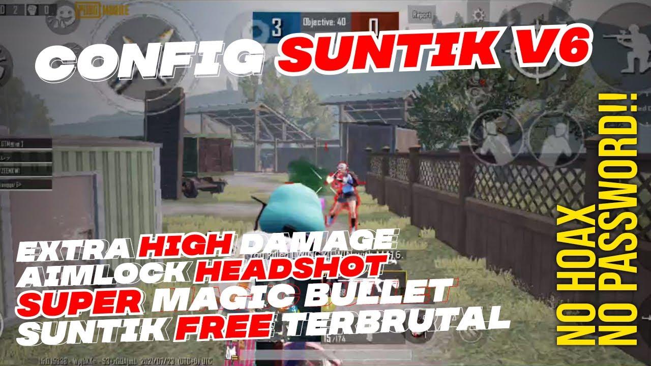 Cheat Suntik PUBG VIP [Full Brutal Hight Damage 100% Aim Assist Magic Bullet GL KR]