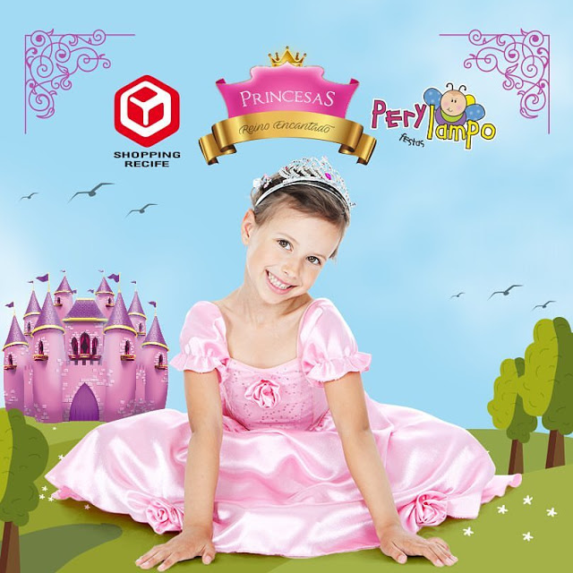 Princesas – Reino Encantado