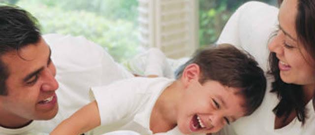 Fotos que resumen el ser buenos padres