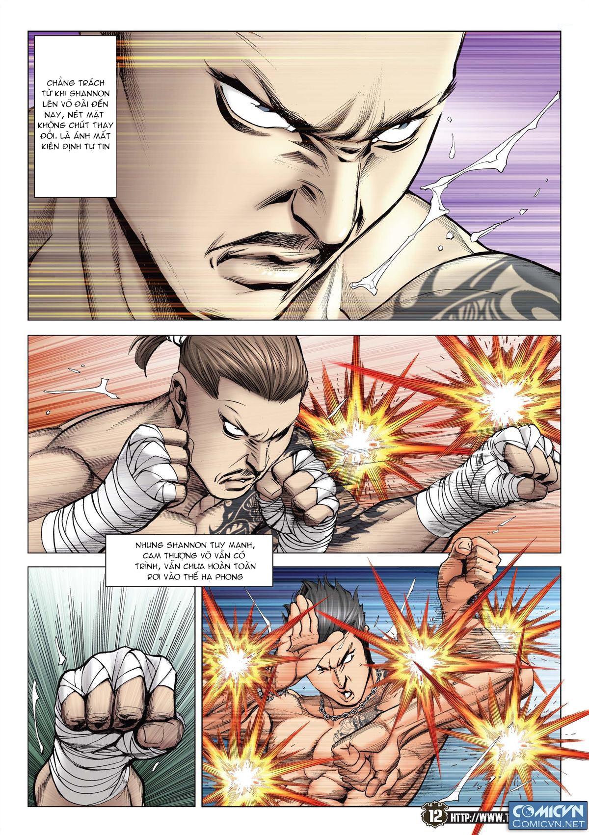 Người Trong Giang Hồ chapter 2143: ác chiến vua muay thai trang 10