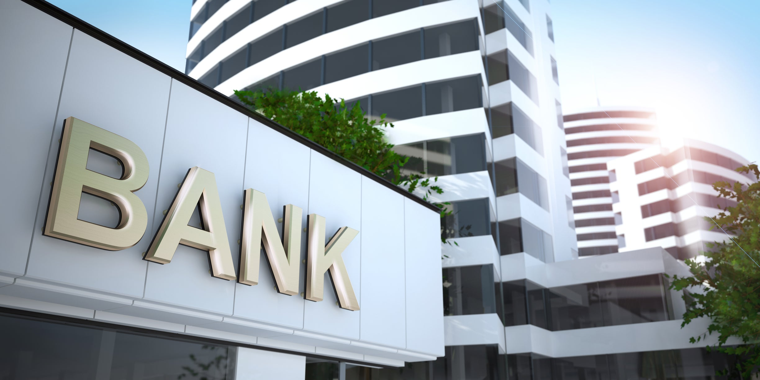 Happy Woman: Consider This When Choosing a Bank