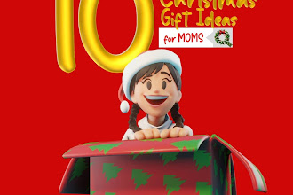 SM City Rosales' 10 Christmas Gift Ideas for Moms