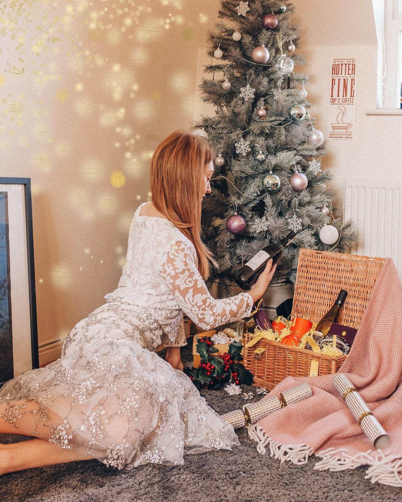 Selfridges Selection Christmas Hamper At Home