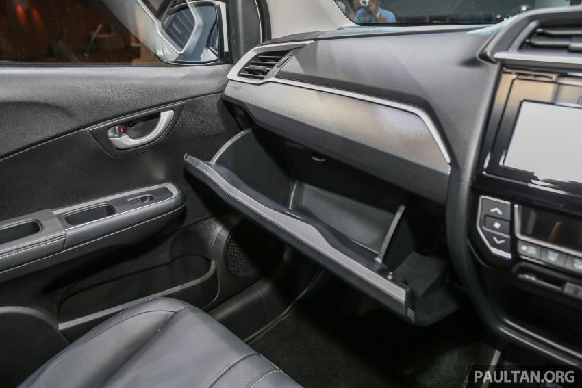 Foto Honda BRV 1.5L Harga RM85,800 Untuk Pasaran Malaysia