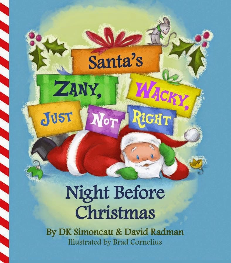 Santa's Night Before Christams