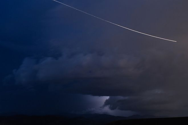 Hari Ini, Meteor Meledak di Bone 10 Tahun Silam