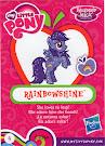 My Little Pony Wave 13 Rainbowshine Blind Bag Card