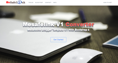 Template Premium Safelink Converter Responsiv Terbaru 2017