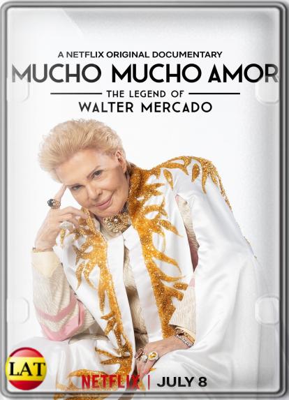 Mucho Mucho Amor: La Leyenda de Walter Mercado (2020) DVDRIP LATINO