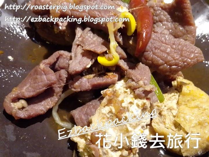 旺角吉壽自助區食物