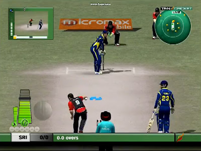 Full cricket free version 2009 ea download game sports