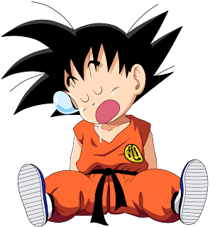 Kid Goku - Dragon Ball Movies