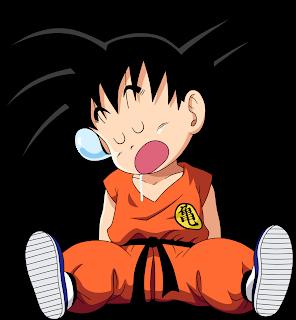Kid Goku - Dragon Ball Movies