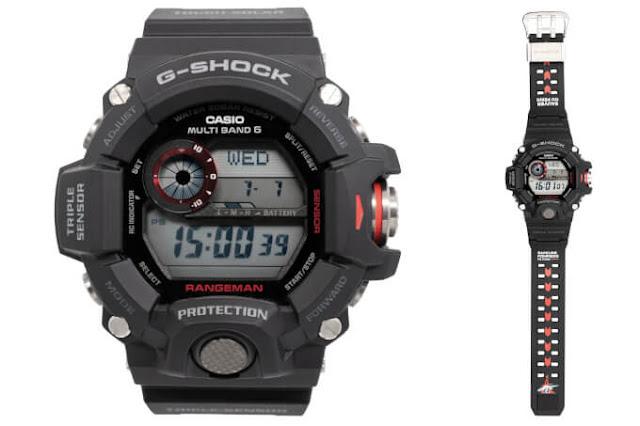 G-Shock Rangeman GW-9400BSPP-1ER